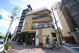 高島マンション[3階]の外観