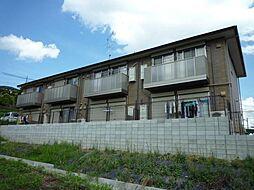 大阪府河内長野市小塩町の賃貸アパートの外観