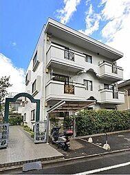 東京都狛江市元和泉3丁目の賃貸マンションの外観