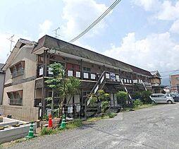 京都府京都市西京区川島野田町の賃貸アパートの外観