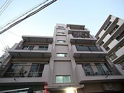 愛知県名古屋市熱田区六番1丁目の賃貸マンションの外観