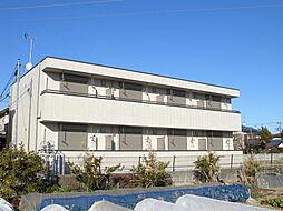 グランドール聖蹟桜ヶ丘[2F号室]の外観