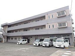 愛媛県松山市森松町の賃貸マンションの外観