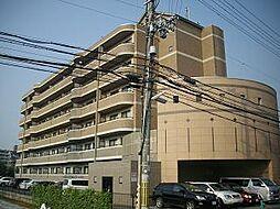京都府京都市伏見区竹田田中宮町の賃貸マンションの外観