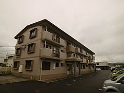 福岡県宗像市日の里4丁目の賃貸マンションの外観