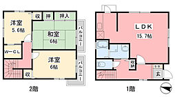 松山市駅駅 8.0万円