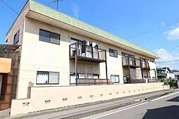 コーポ安田[203 号室号室]の外観