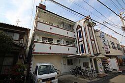 プチハイム栄町[3階]の外観