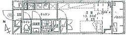 リライア東武練馬[6階]の間取り