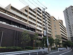 東京都品川区東五反田4丁目の賃貸マンションの外観
