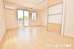 コスモ木屋瀬 A棟[1階]の外観