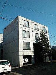 北海道札幌市白石区栄通10丁目の賃貸マンションの外観