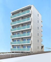 仮称)四軒家マンション[6階]の外観