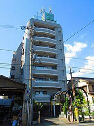 ラフィーネ帝塚山[6階]の外観