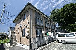 埼玉県上尾市大字壱丁目の賃貸アパートの外観