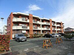 静岡県浜松市東区西ケ崎町の賃貸マンションの外観