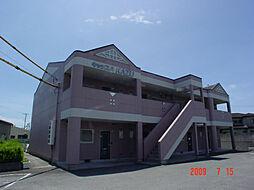 キャッスルKAZU[2階]の外観