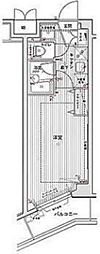 ラ・シード板橋若木[4階]の間取り