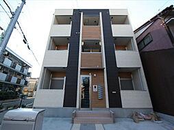 愛知県名古屋市熱田区波寄町の賃貸アパートの外観