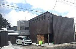 [一戸建] 北海道札幌市厚別区厚別東五条2丁目 の賃貸【/】の外観