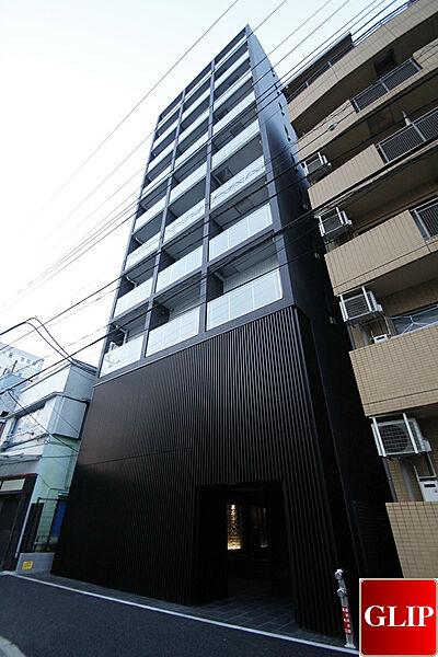 Le'a横濱ポートサイド[305号室]の外観