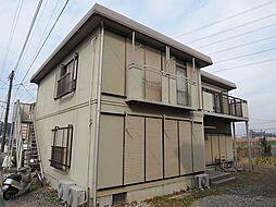 シティハイム佐藤[1階]の外観