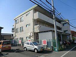 埼玉県川口市東川口2丁目の賃貸マンションの外観
