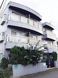 埼玉県朝霞市仲町2丁目の賃貸マンションの外観