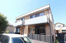 福岡県福岡市東区青葉4丁目の賃貸アパートの外観