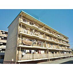 駿河ハイツ[4階]の外観