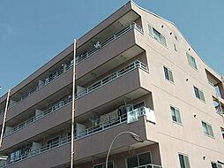 ロゼコートF[4階]の外観