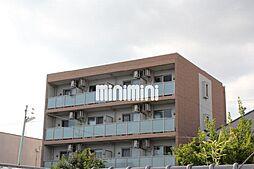 愛知県名古屋市中村区烏森町4丁目の賃貸マンションの外観