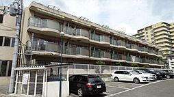 大阪府吹田市春日1丁目の賃貸マンションの外観