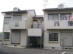 メゾン富士見[201号室]の外観