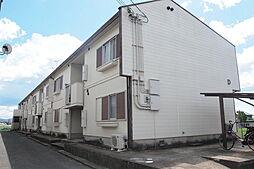 乙木ハイツD[1階]の外観