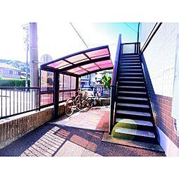 静岡県静岡市駿河区用宗の賃貸アパートの外観