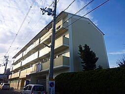 第5大原マンション[1階]の外観