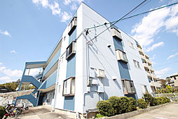 愛知県日進市浅田平子3丁目の賃貸マンションの外観