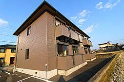 香川県高松市十川東町の賃貸アパートの外観