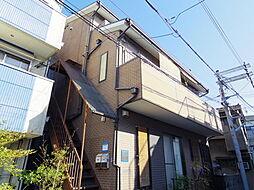 姫島ハイツ[302号室]の外観