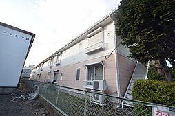 千葉県船橋市海神町南1丁目の賃貸アパートの外観