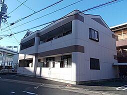 エメラルド・ノ−ビレⅢ[1階]の外観