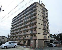 大阪府和泉市阪本町の賃貸マンションの外観