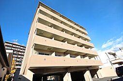 愛知県名古屋市中川区福住町の賃貸マンションの外観