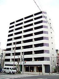 グラート西田辺[2階]の外観