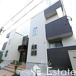 名古屋市営上飯田線 上飯田駅 徒歩4分の賃貸アパート