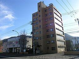 北海道札幌市中央区南二十二条西11丁目の賃貸マンションの外観