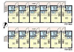 カインドハウス横浜[1階]の間取り