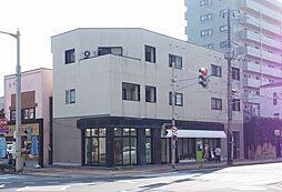 新潟県新潟市中央区東堀通4番町の賃貸マンションの外観
