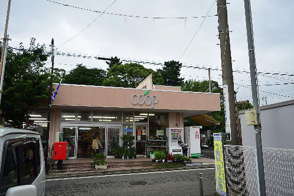 周辺(ユーコープ 中原店(758m))